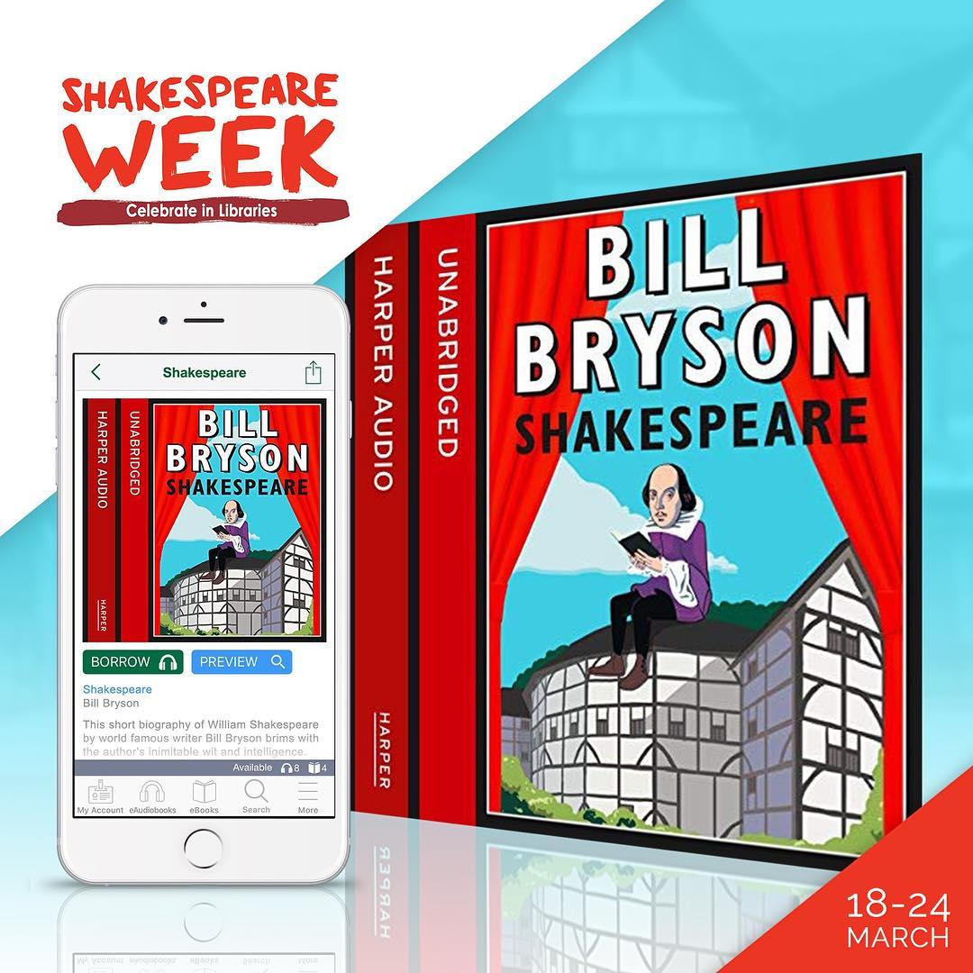 Shakespeare Week Instagram Post